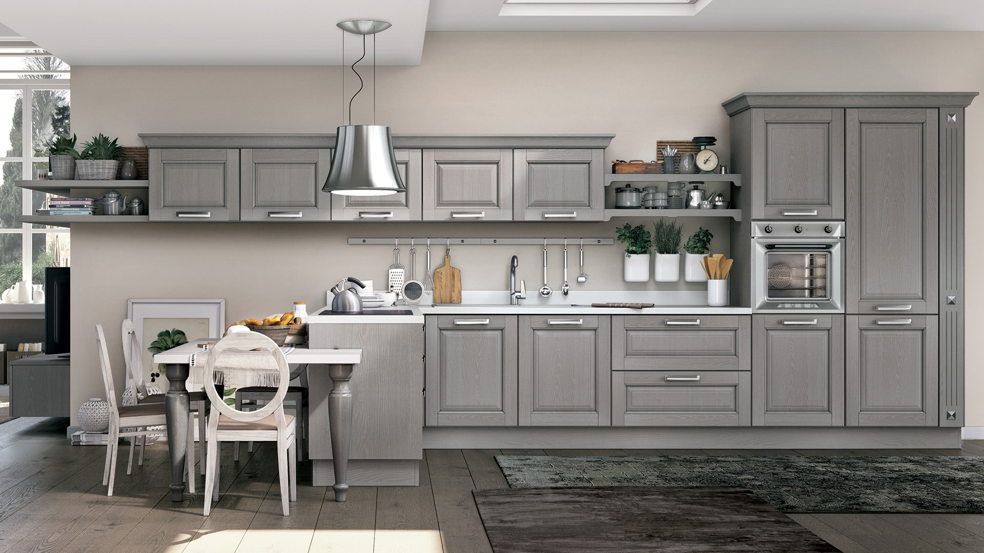 Laura - Classic Kitchens - Cucine LUBE