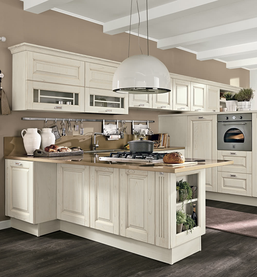 Laura - Cucine Classiche - Cucine LUBE