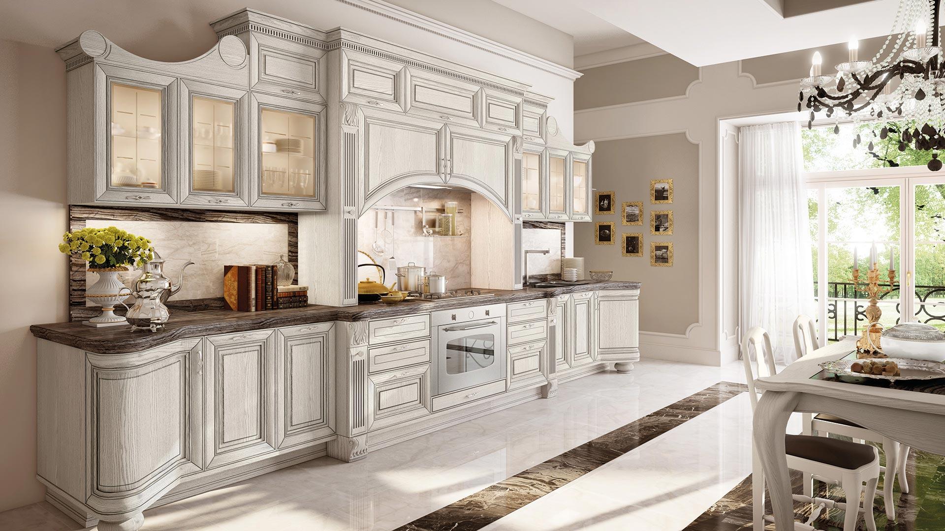 Cucina Lube Classica - Le migliori idee di design per la ...