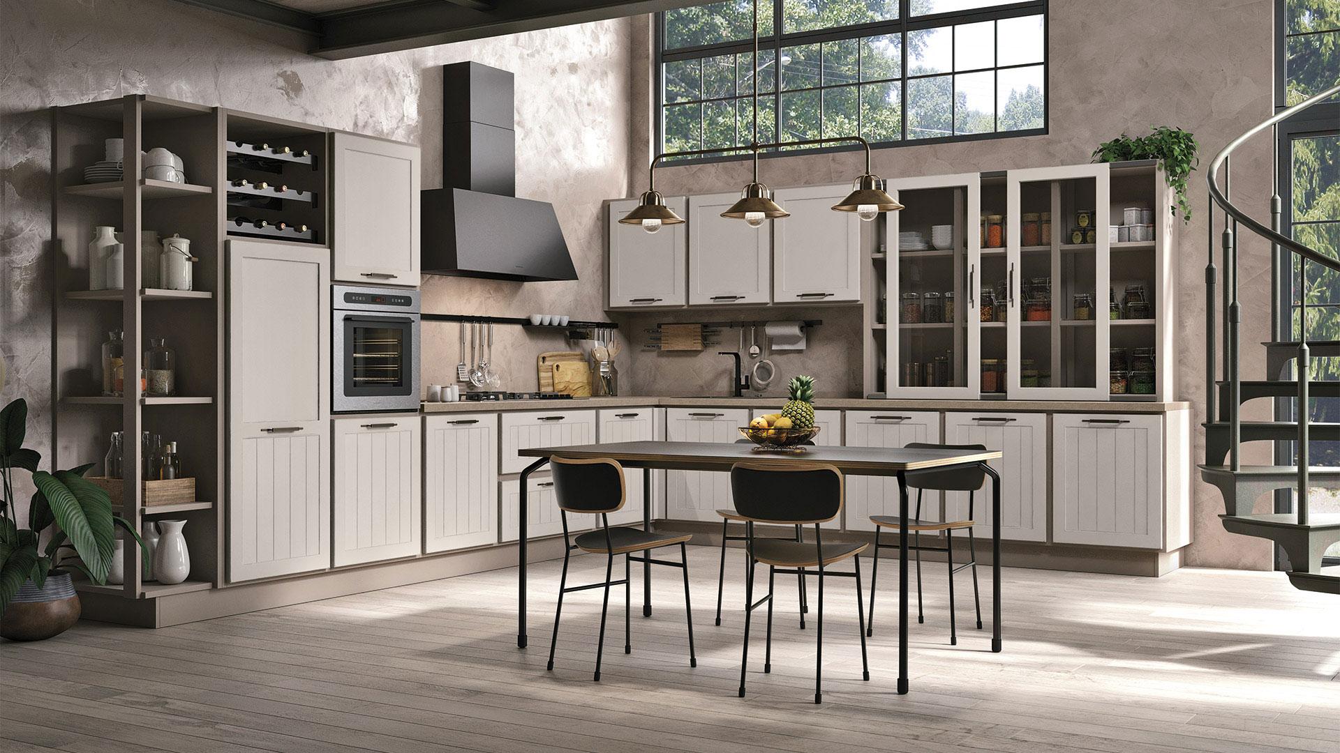 Cucine Provenzali Moderne.Provenza Cucine Borgo Antico Cucine Lube
