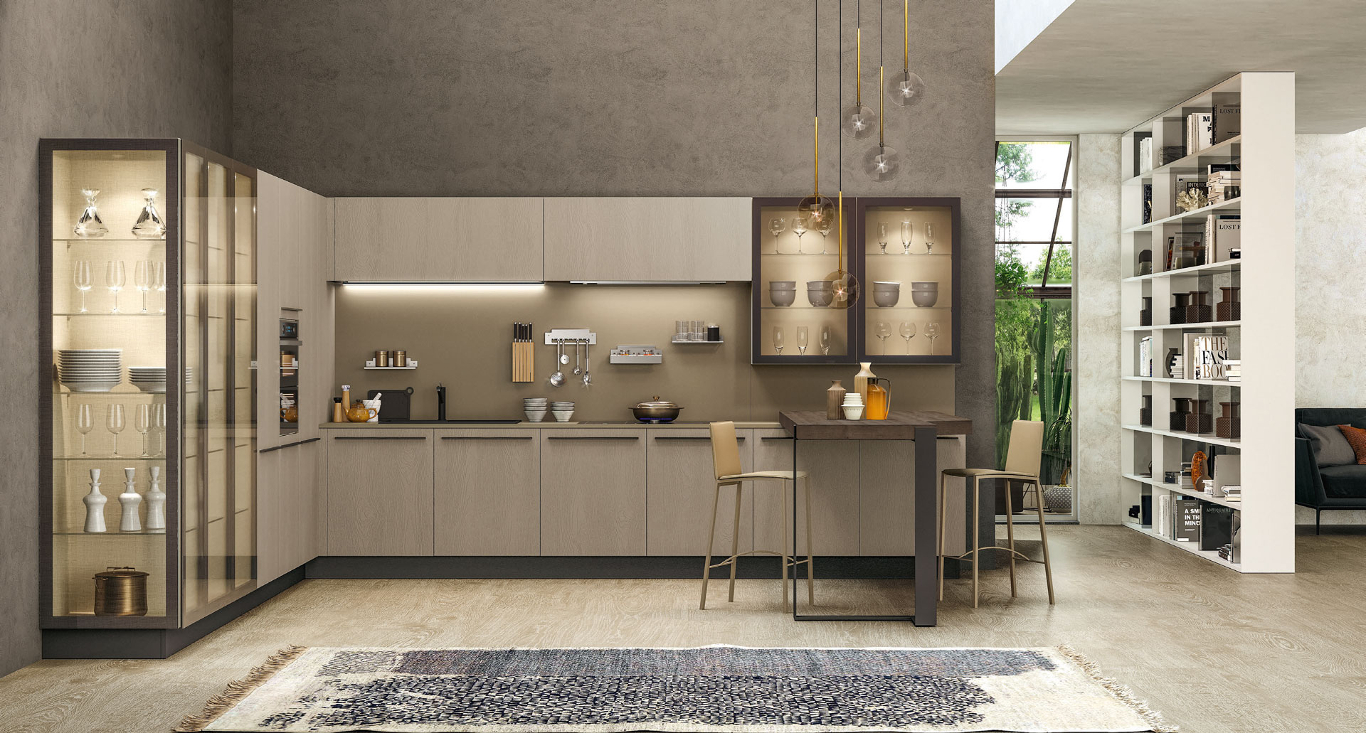 Kitchens - Cucine LUBE