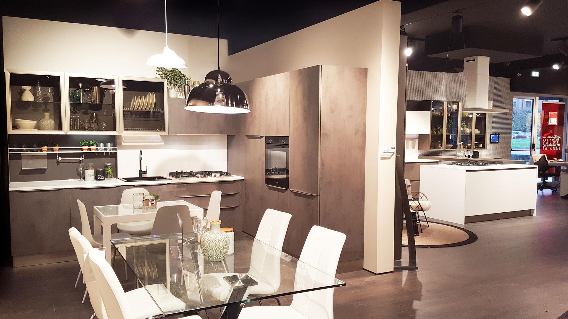 Il Gruppo Lube Inaugura Un Nuovo Store Lube E Creo A Carpi Cucine Lube