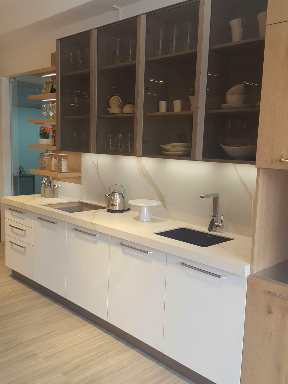 Cucine Lube opened the first showroom in Costa Rica - Kitchens Lube