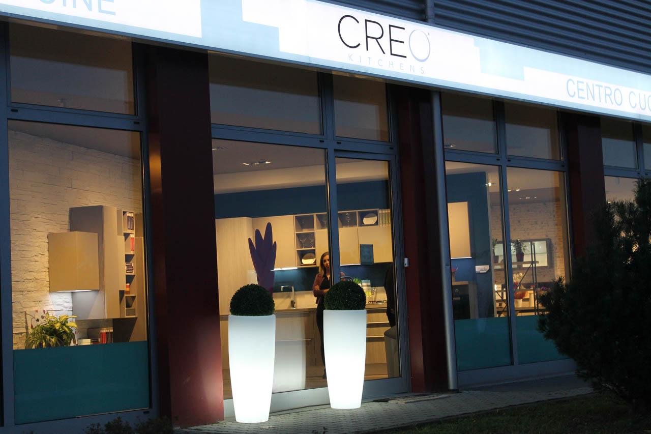 Creo Kitchens Continua A Crescere E Inaugura Un Nuovo Store Cucine
