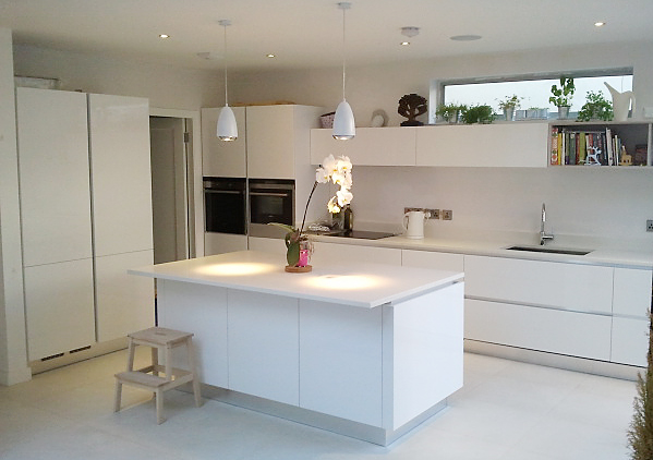 """CUCINE LUBE ON STAGE AT THE """"IDEAL HOME SHOW"""" IN DUBLIN - Kitchens Lube"""