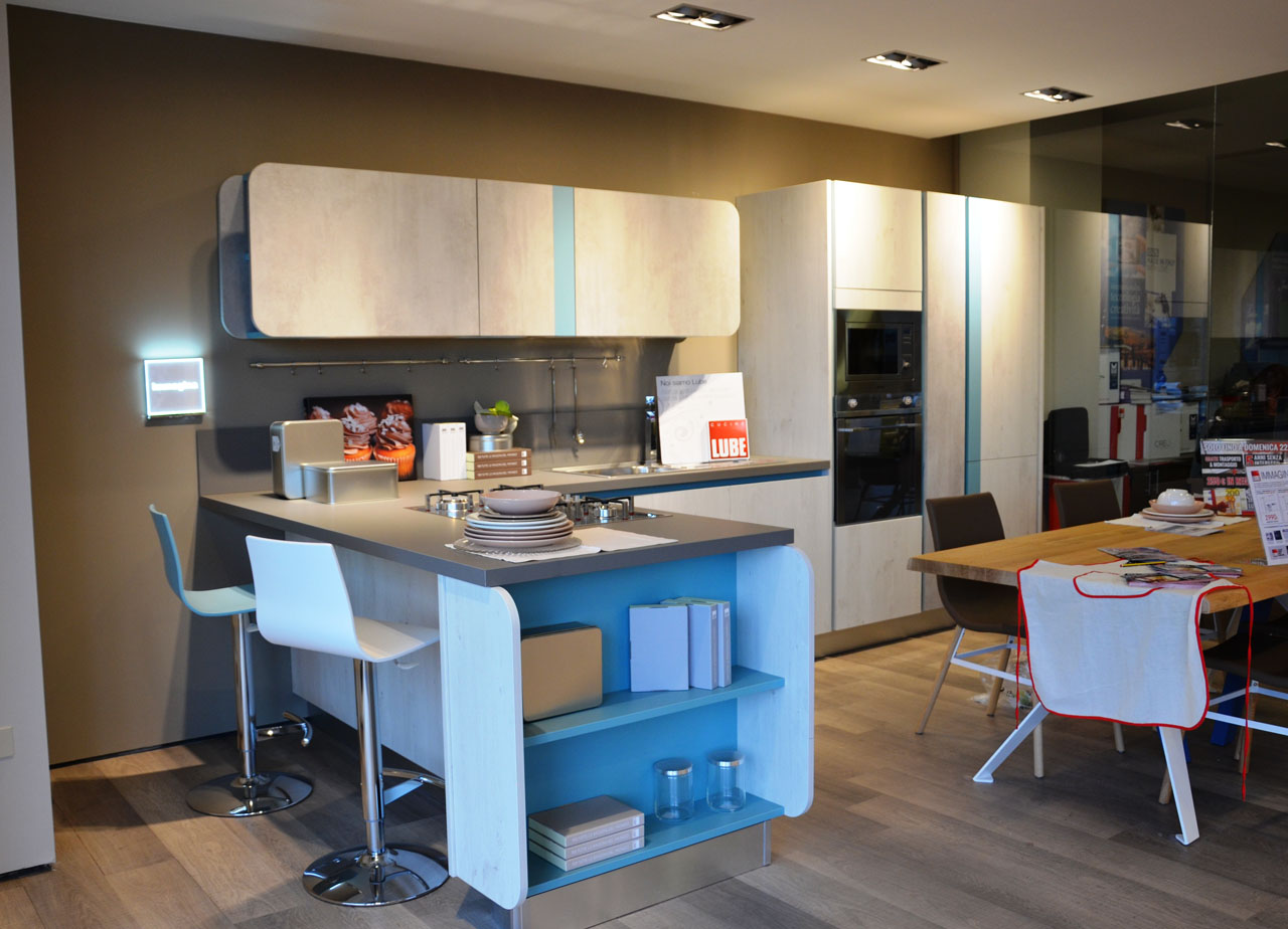 The Lube Group Inaugurates A New Sales Outlet With Cucinarredi Cucine Lube