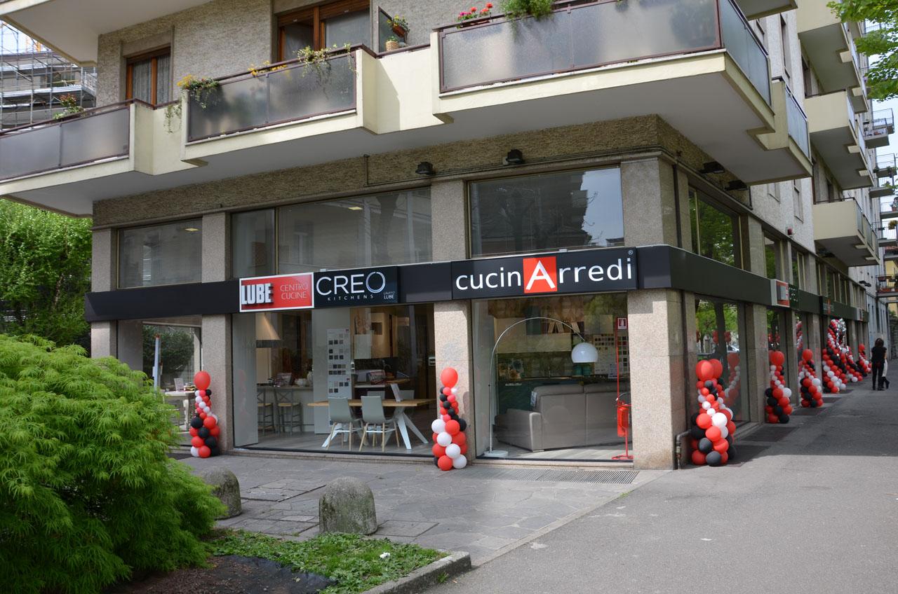 Grande successo a Como per l\'inaugurazione del nuovo centro Cucine ...