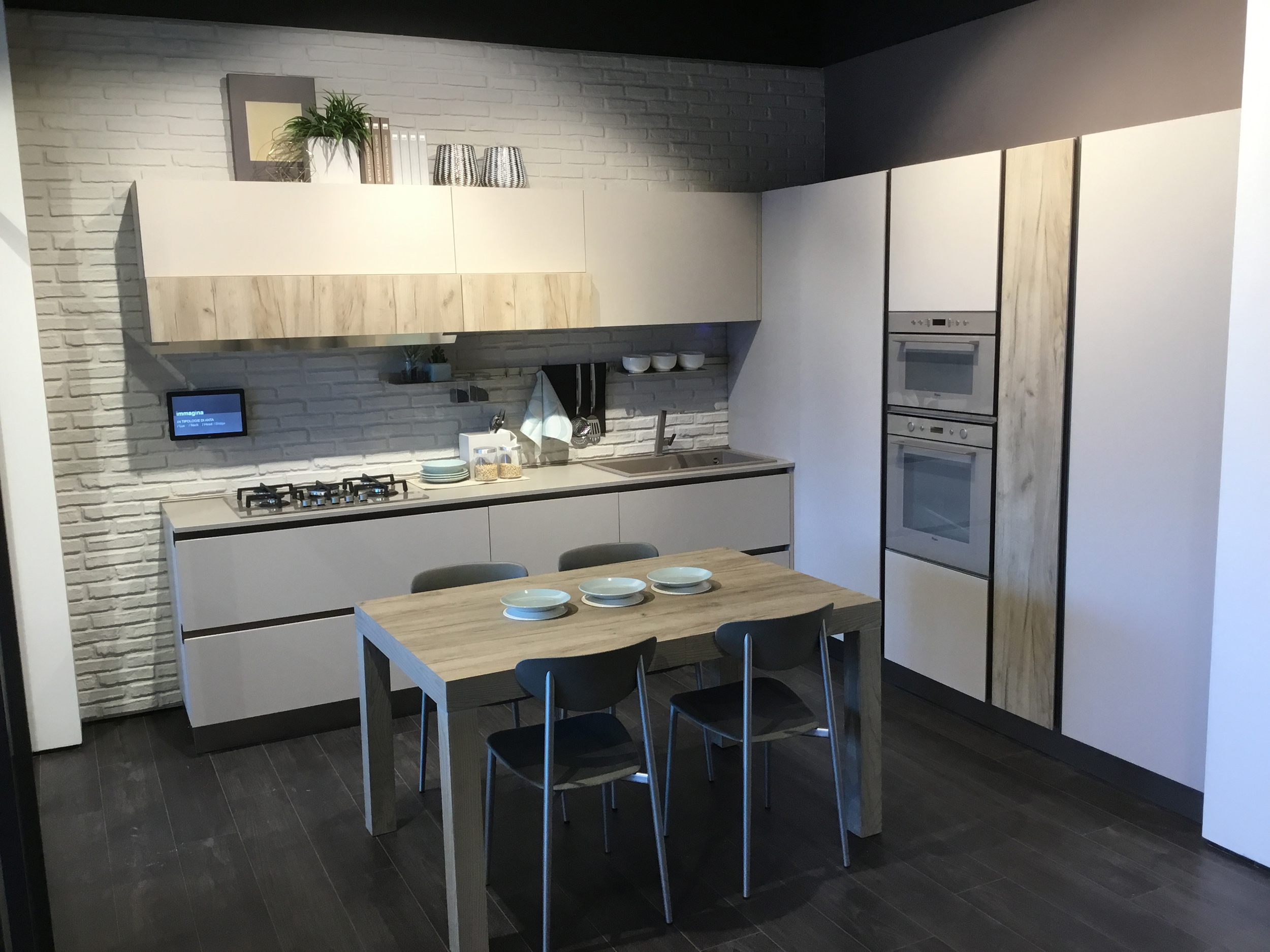 Gruppo Lube inaugurates a new important Store in Rome - Cucine Lube