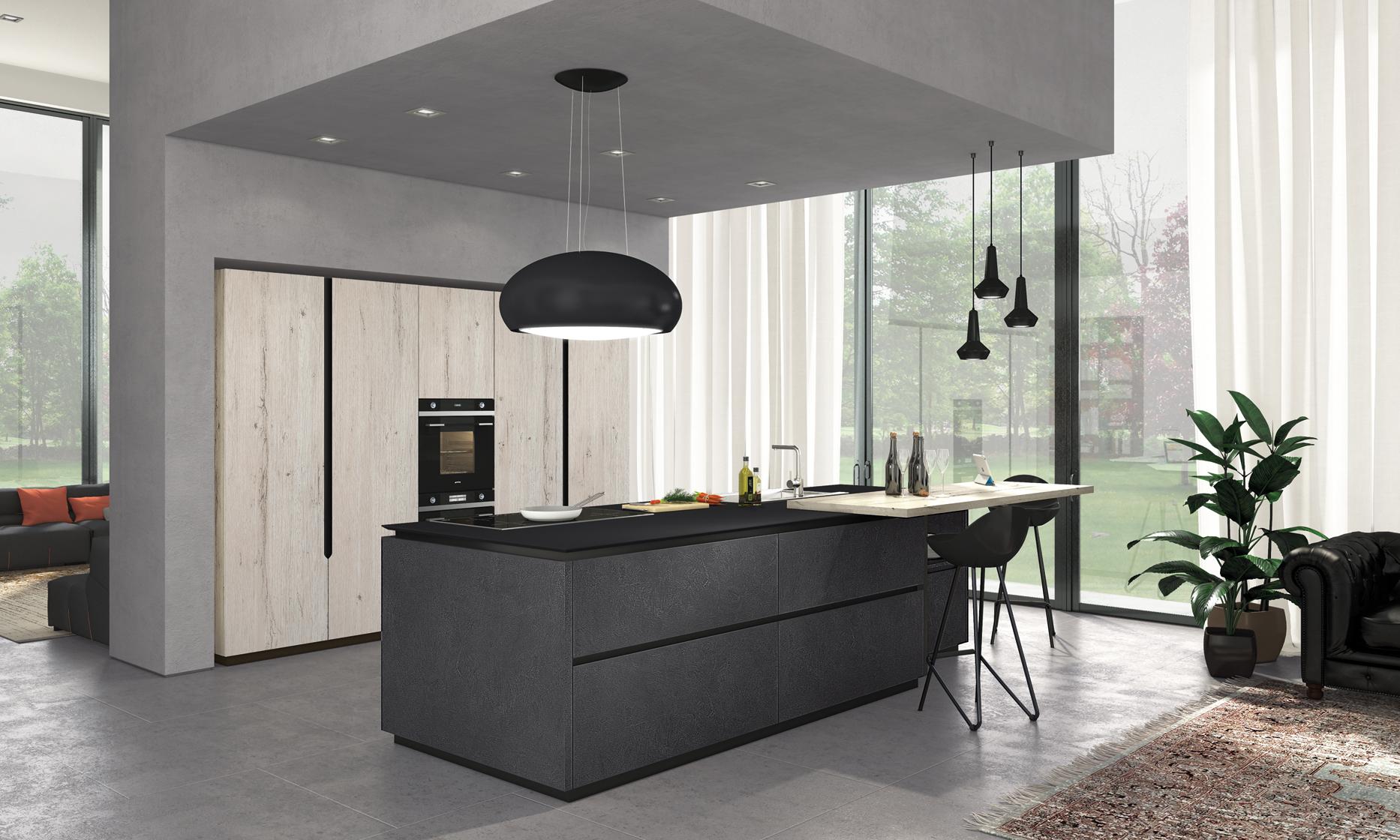 Piani cucina: fra innovazione, salute e design - Cucine Lube