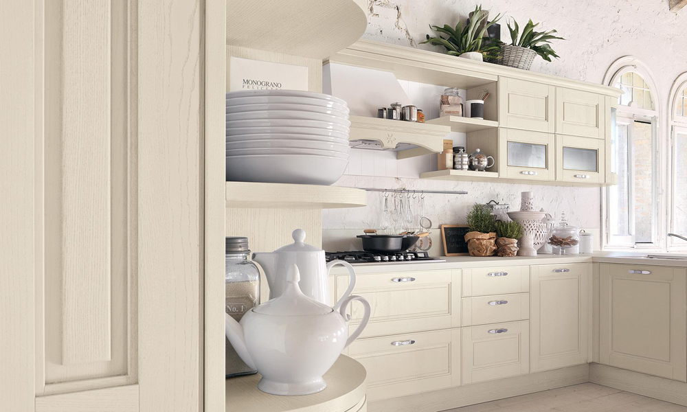 Lo stile inglese in cucina - Cucine Lube