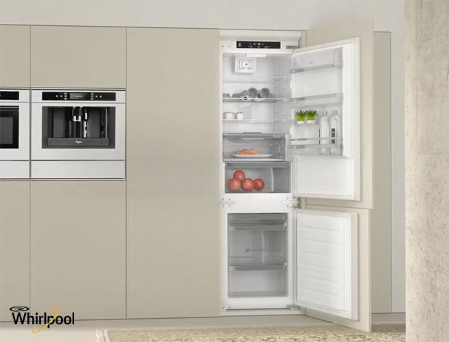 Whirlpool: Lo spazio nel frigo non basta mai? Nessun problema con ...