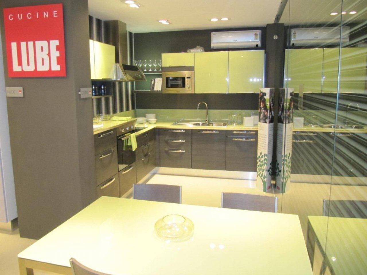 A new single-brand store in India for Cucine Lube - Cucine LUBE