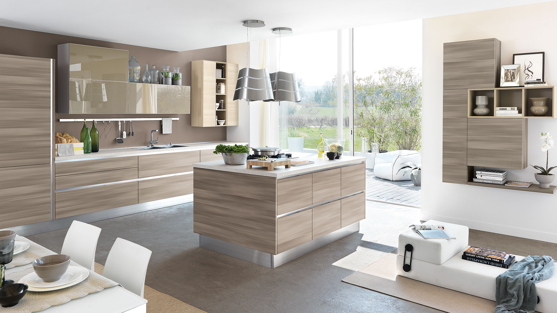 Essenza - Modern Kitchens - Cucine LUBE