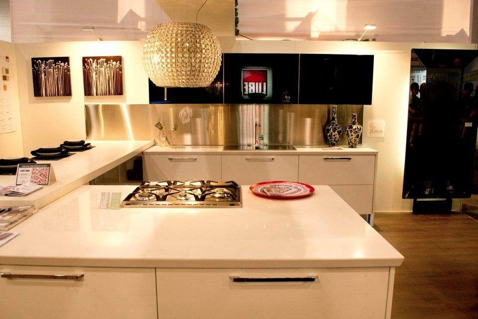 CUCINE LUBE: ITALIAN DESIGN AT THE HIA HOME SHOW IN MELBOURNE ...