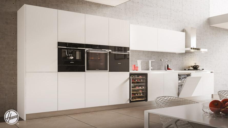 La cucina del futuro a casa tua con gli elettrodomestici Hoover ...