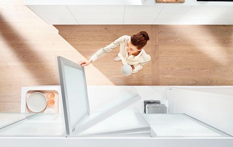 Blum: Clip Top per una cucina duratura nel tempo - Cucine LUBE