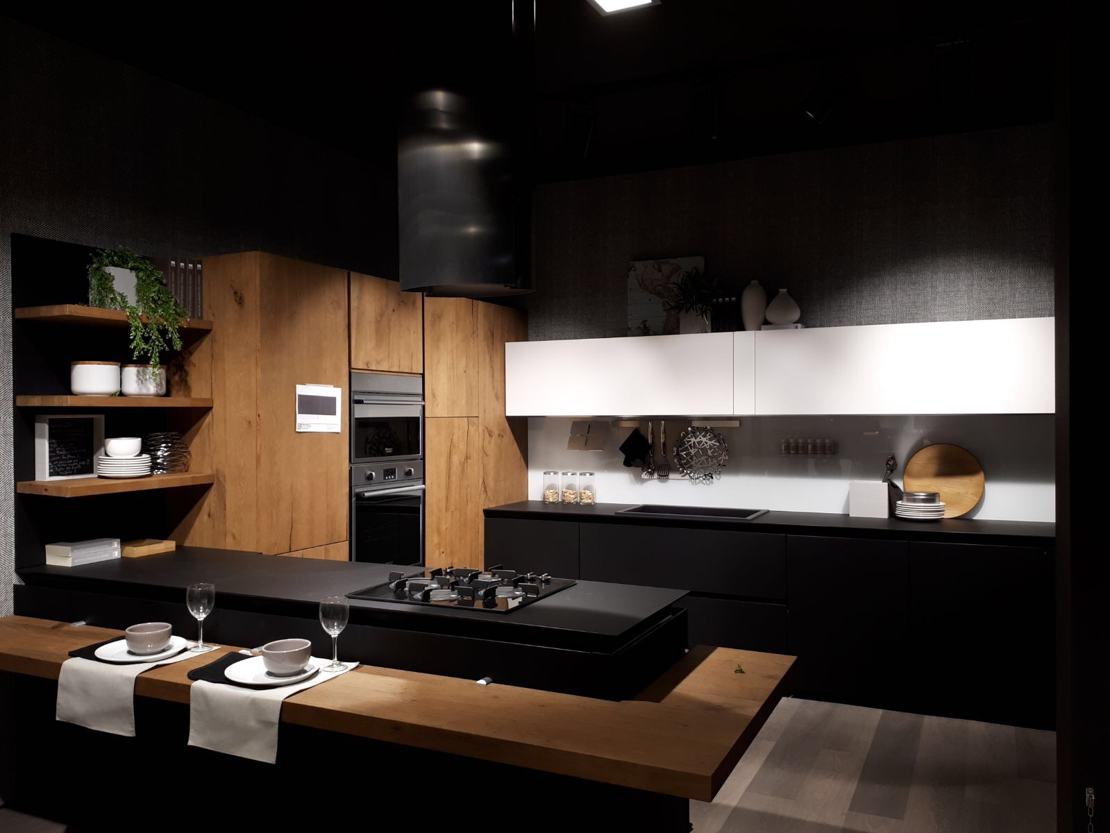New event for Gruppo Lube in Florence - Cucine Lube