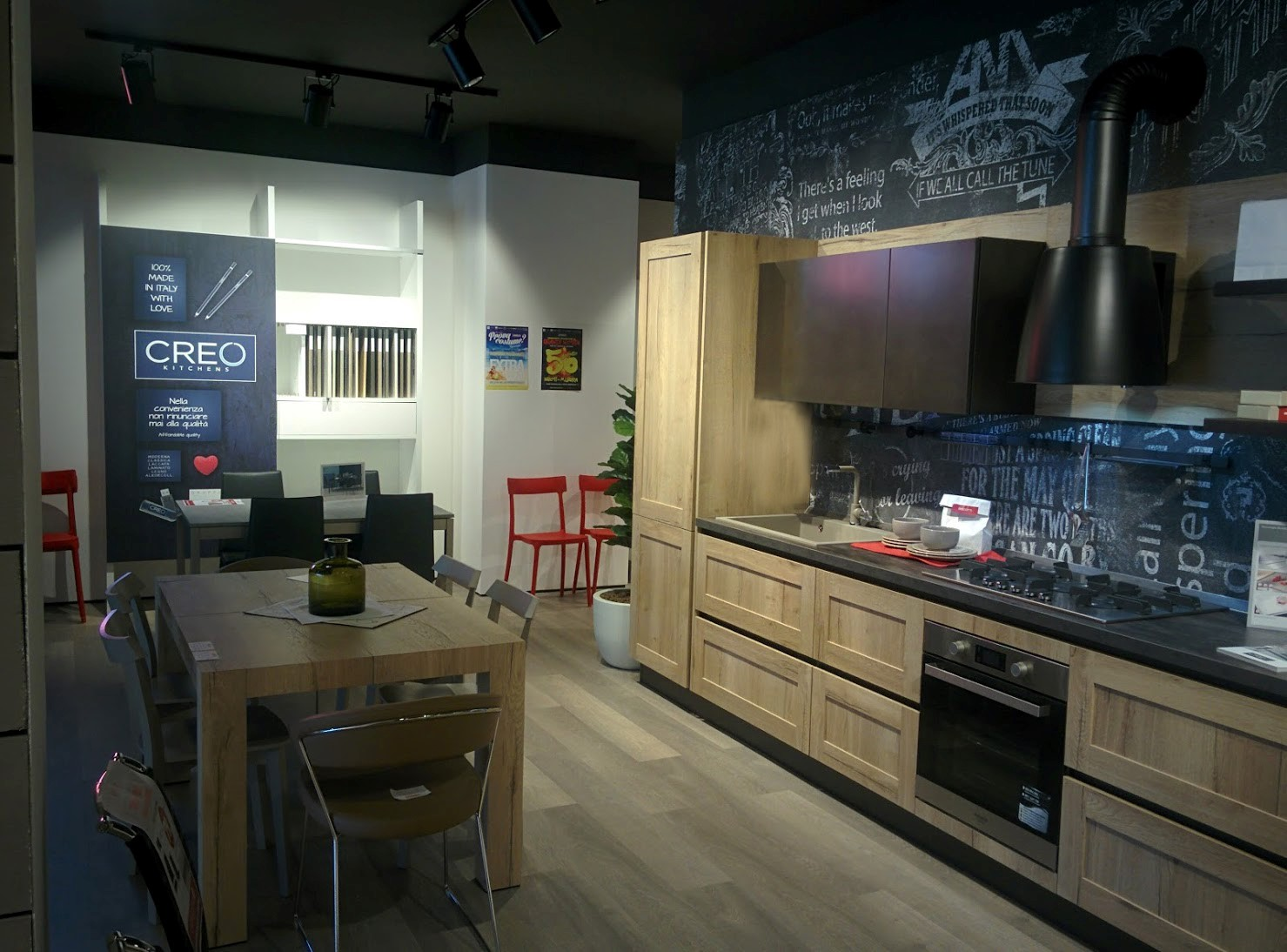 After The Success Of The Store Opening In Thiene, Gruppo Lube Is Confirming  Its Partnership With ARREDOGROUP Srl And Inaugurating A New Creo Kitchens  Store ...