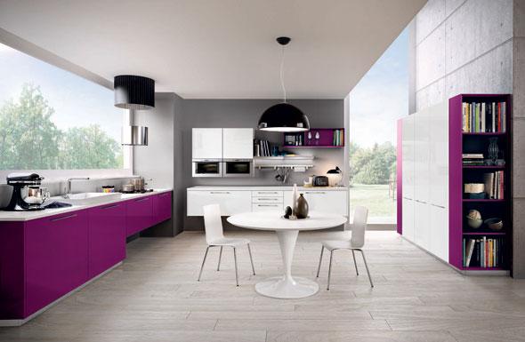 Come scegliere i colori per la propria cucina - Cucine Lube