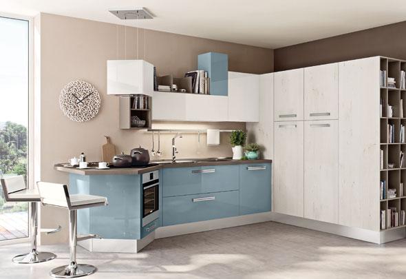 Swing: il ritmo nella tua cucina - Cucine Lube