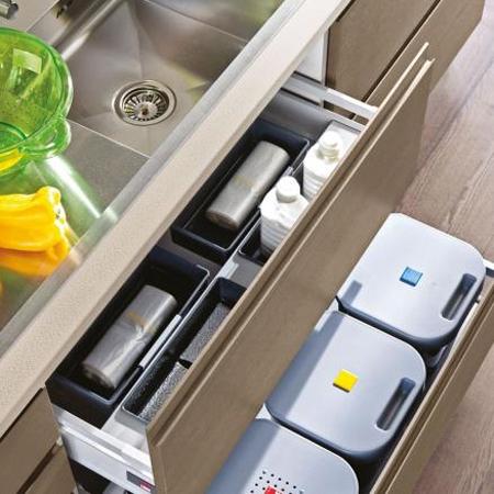 Come evitare di produrre troppi rifiuti in cucina - Cucine Lube