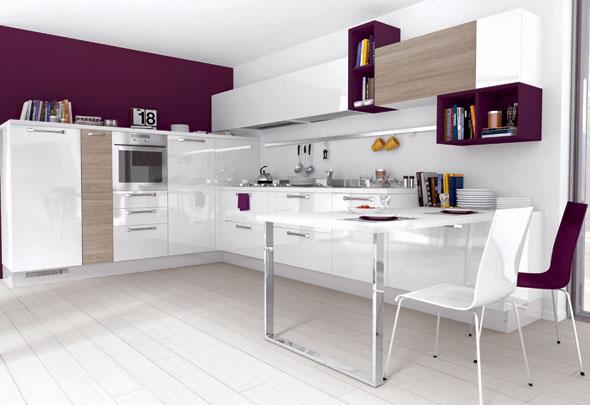 Cucine Moderne Semplici.Personalizzare La Cucina In 5 Semplici Mosse Cucine Lube