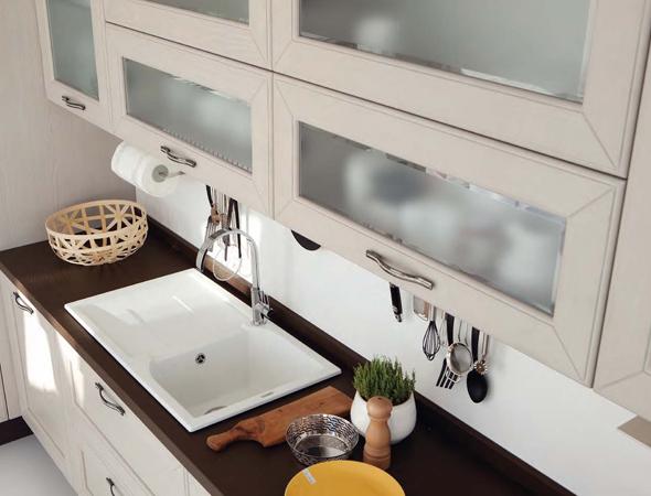 Il lavello in cucina - Cucine Lube