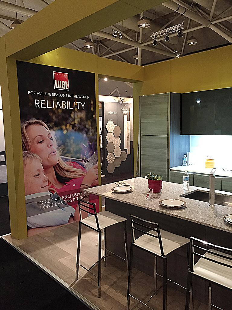 Canada: Cucine Lube Showcases At The Interior Design Show In Toronto