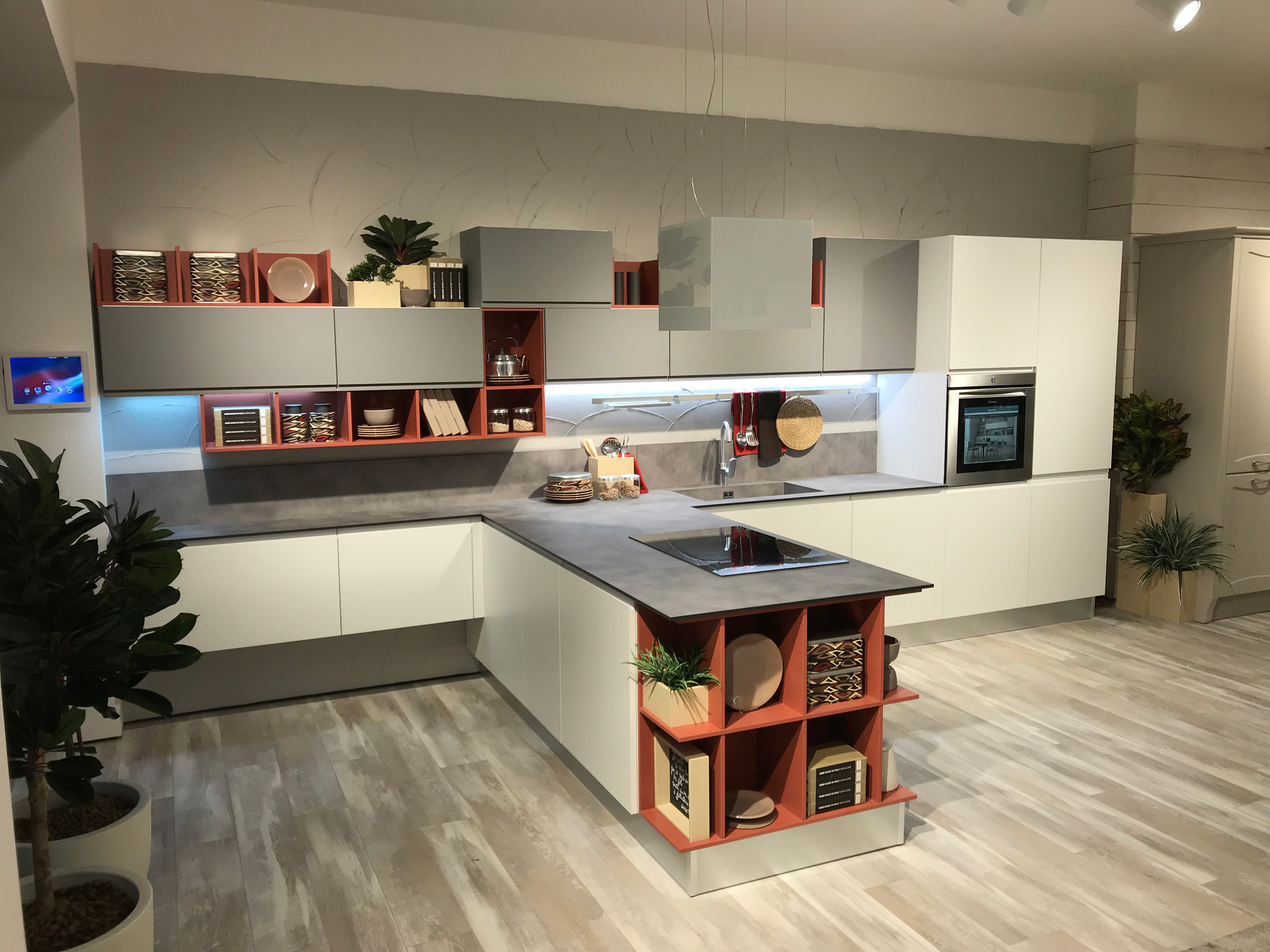 Gruppo Lube inaugurates a new CREO Kitchens Store in Turin-Rivalta ...