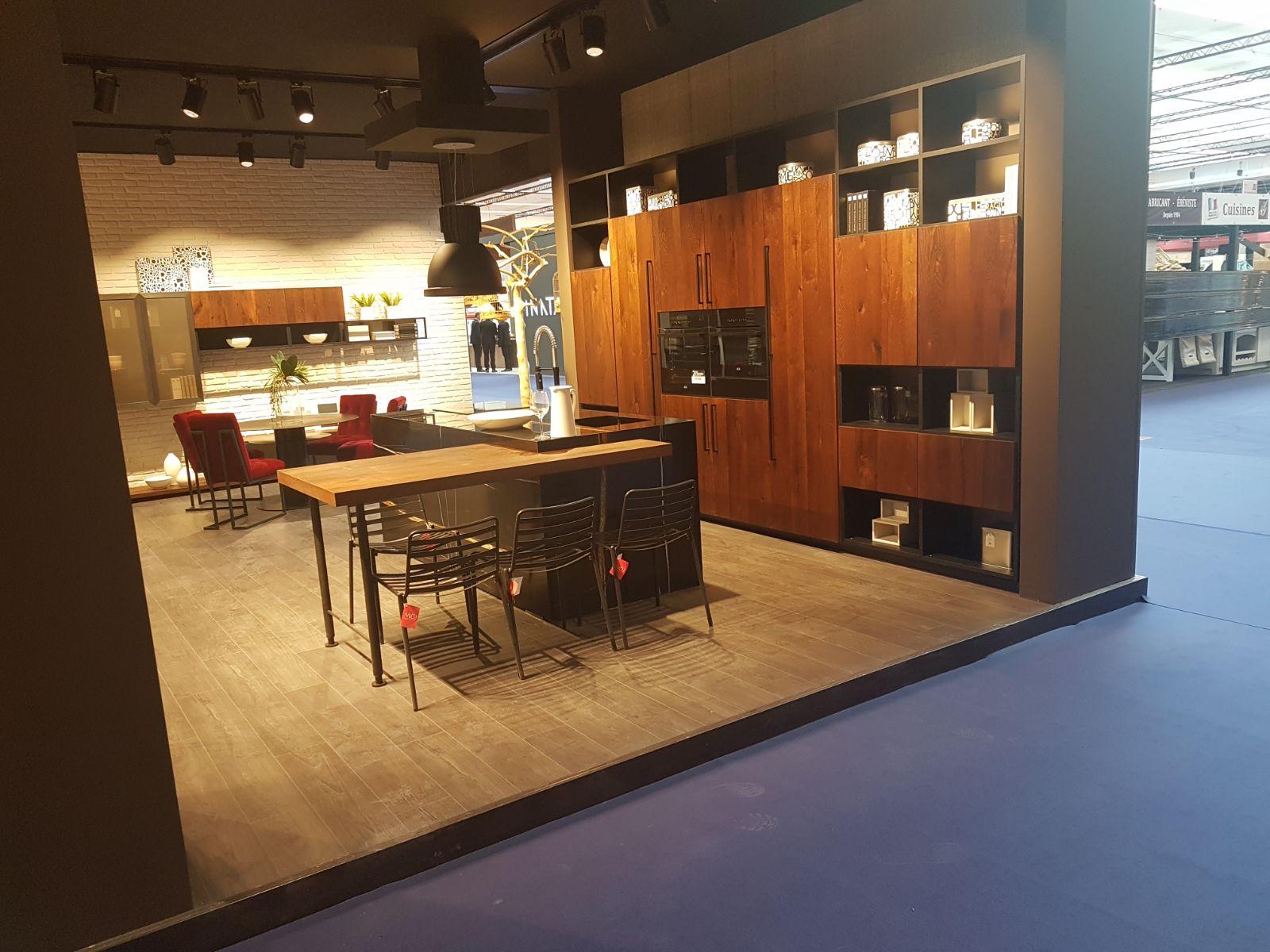 Francia, il design e la qualità del marchio Cucine Lube in vetrina ...