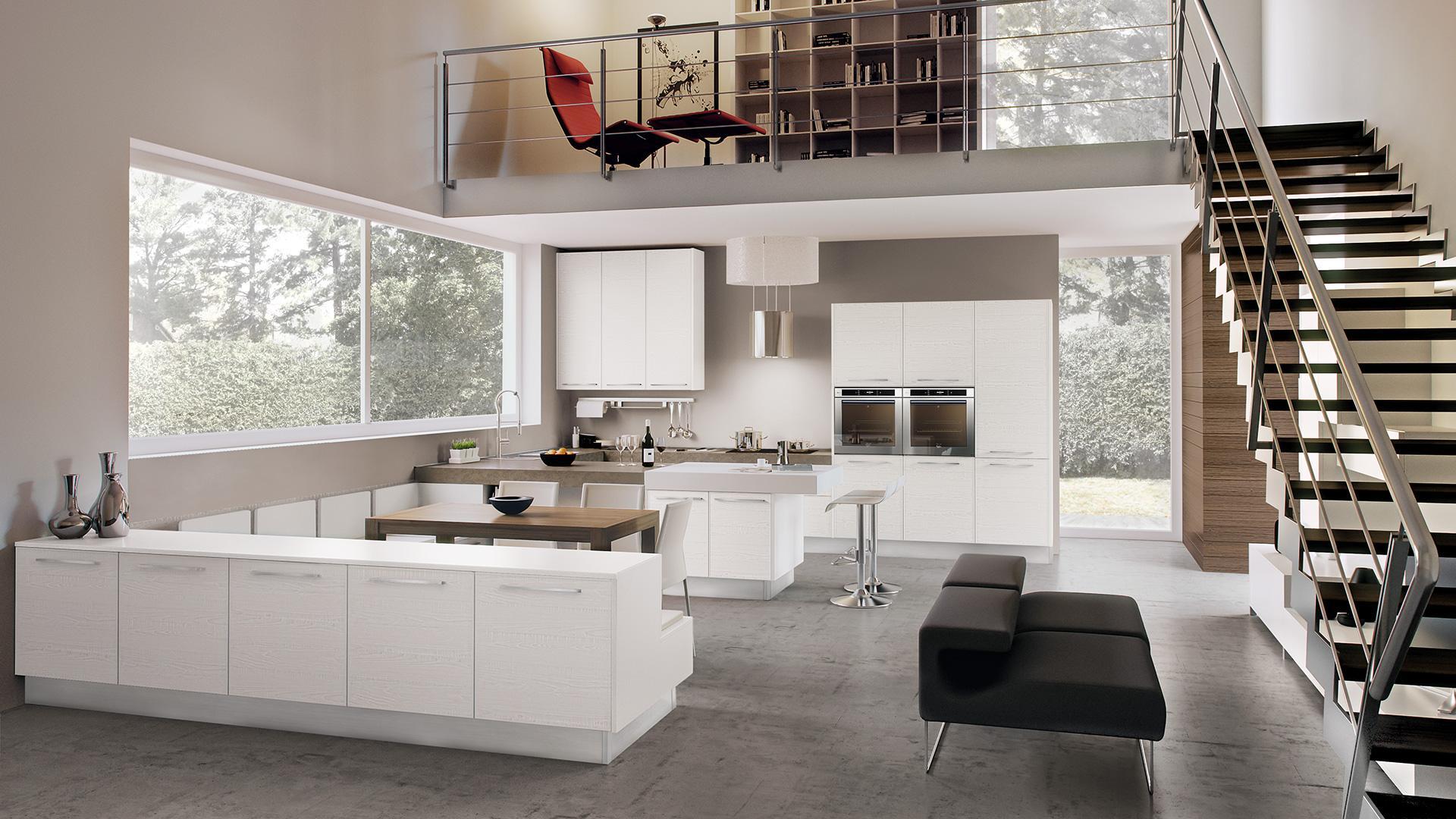 Configuratore Cucine Componibili.Progettare La Tua Lube Cucine Lube