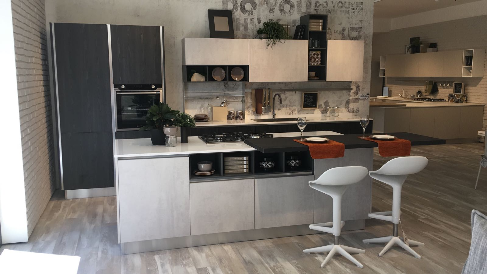 ... Young CREO Kitchens Brand In Collaboration With The Mariano Monaco  Group, With Opening This Week Of The Stores In Montesilvano, In The Abruzzo  Region, ...