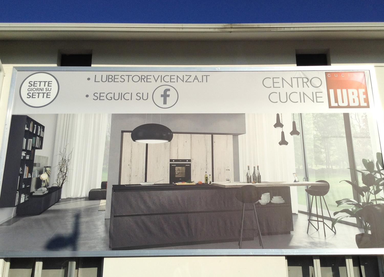 Nuovo Centro Lube A Bassano Del Grappa Cucine Lube