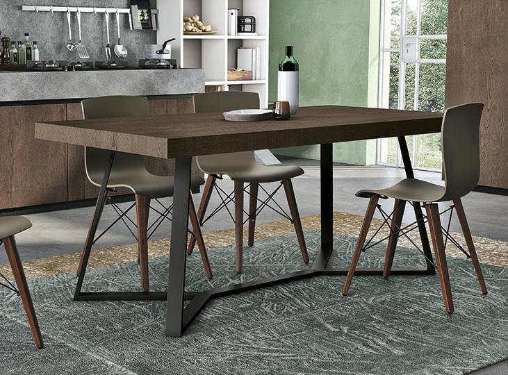 Pok - Tavoli e sedie - Cucine Lube
