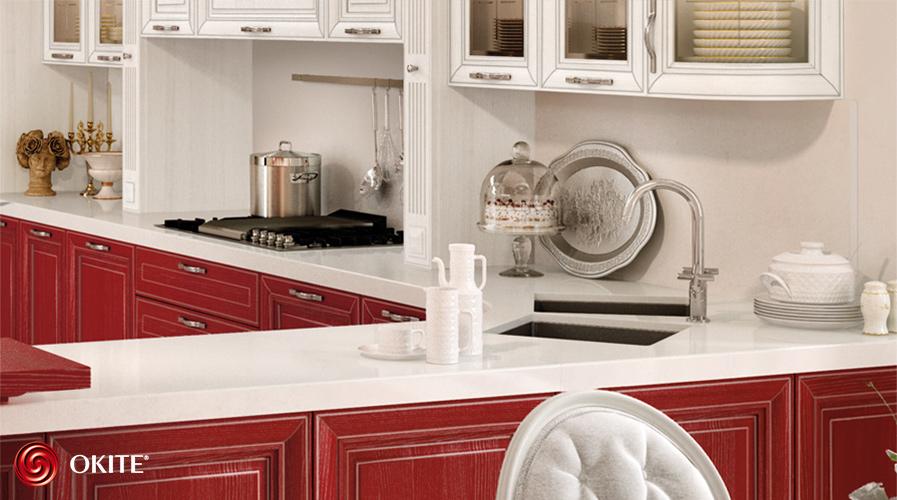 OKITE®: Il connubio perfetto tra robustezza ed estetica - Cucine Lube