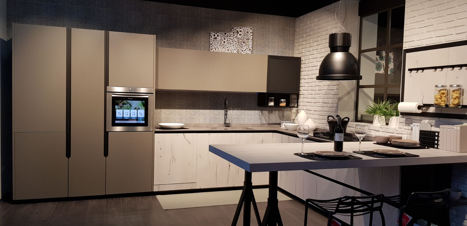 Stunning Cucine Lube Pamela Pictures - Home Design - joygree.info