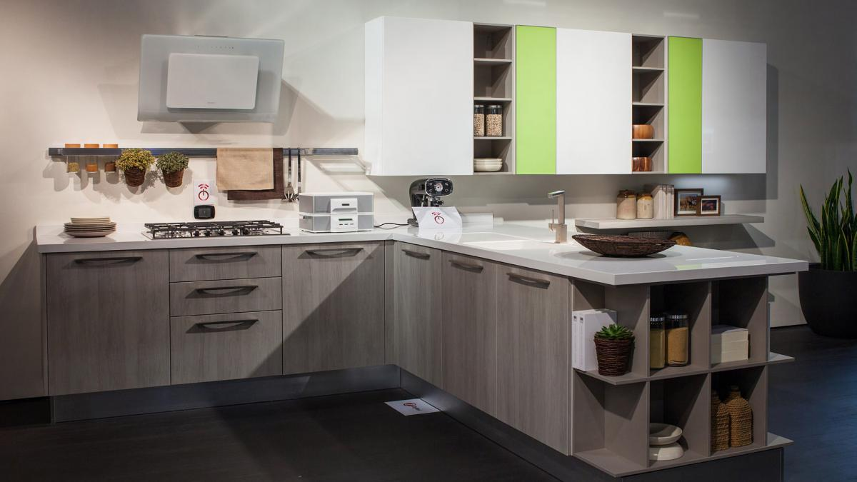 E-kitchen - Functions - Cucine LUBE