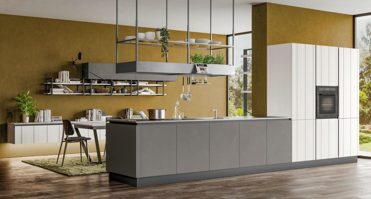 Compositions - Peninsula Kitchens - Cucine LUBE