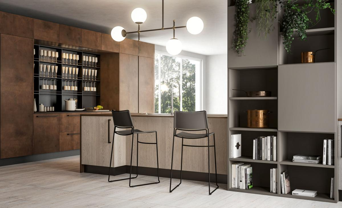 Living - Style moderne - Cucine LUBE