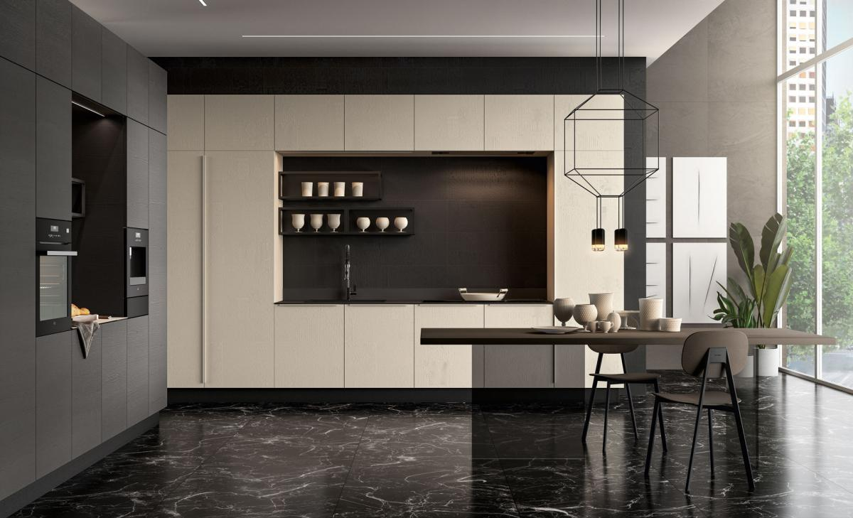 Compositions - Linear Kitchens - Cucine LUBE