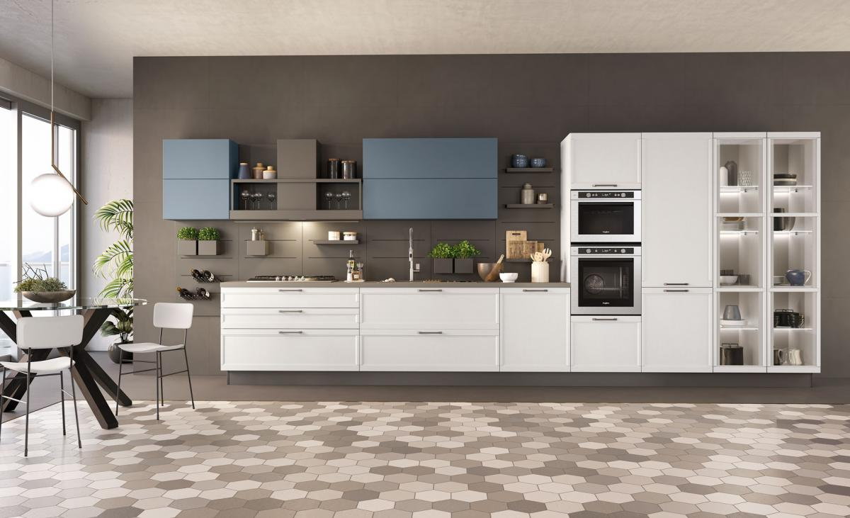 Colours - Muted shades - Cucine LUBE