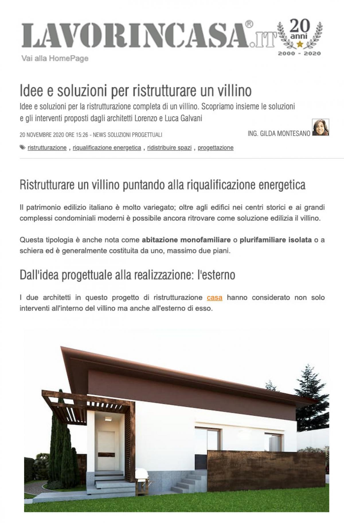 Lavorincasa.it - Cucine LUBE