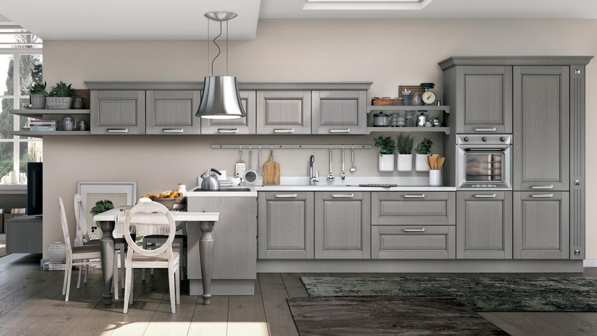 Claudia - Cucine Classiche - Cucine LUBE