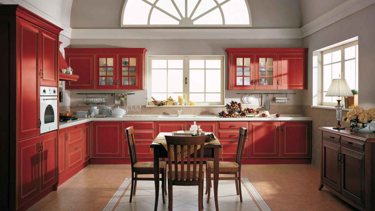 Cucine Classiche - Arredo Cucina Classica - Cucine LUBE