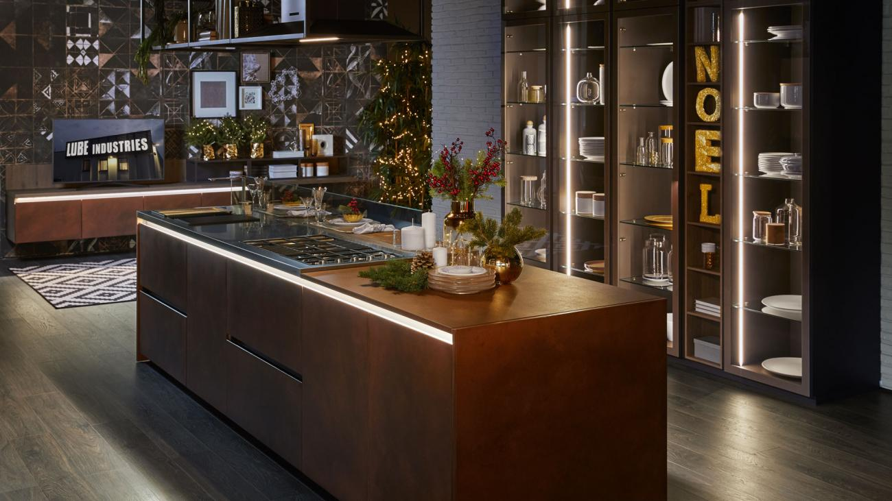 Cocinas Modernas - Oltre - DESIGN COLLECTION LUX 07