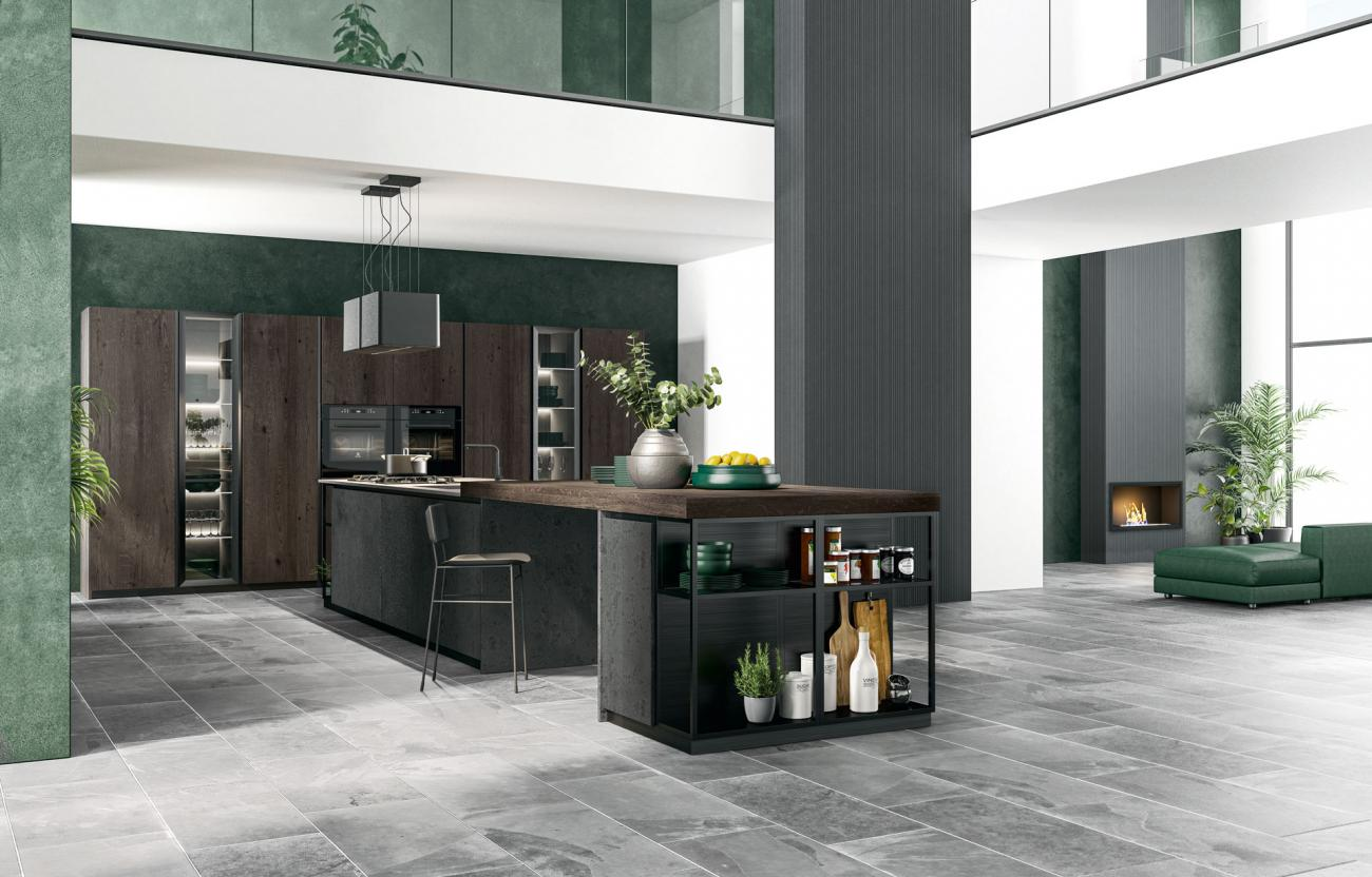 Cocinas Modernas - Oltre - DESIGN COLLECTION LUX 02
