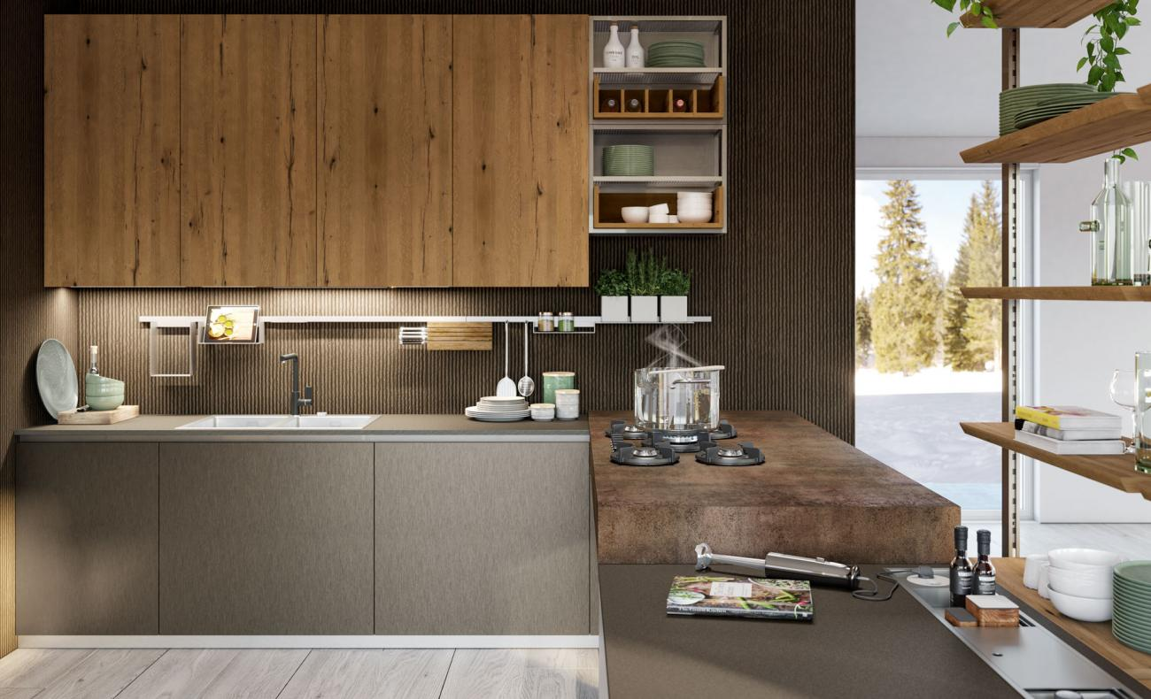 Cocinas Modernas - Oltre - DESIGN COLLECTION LUX 03