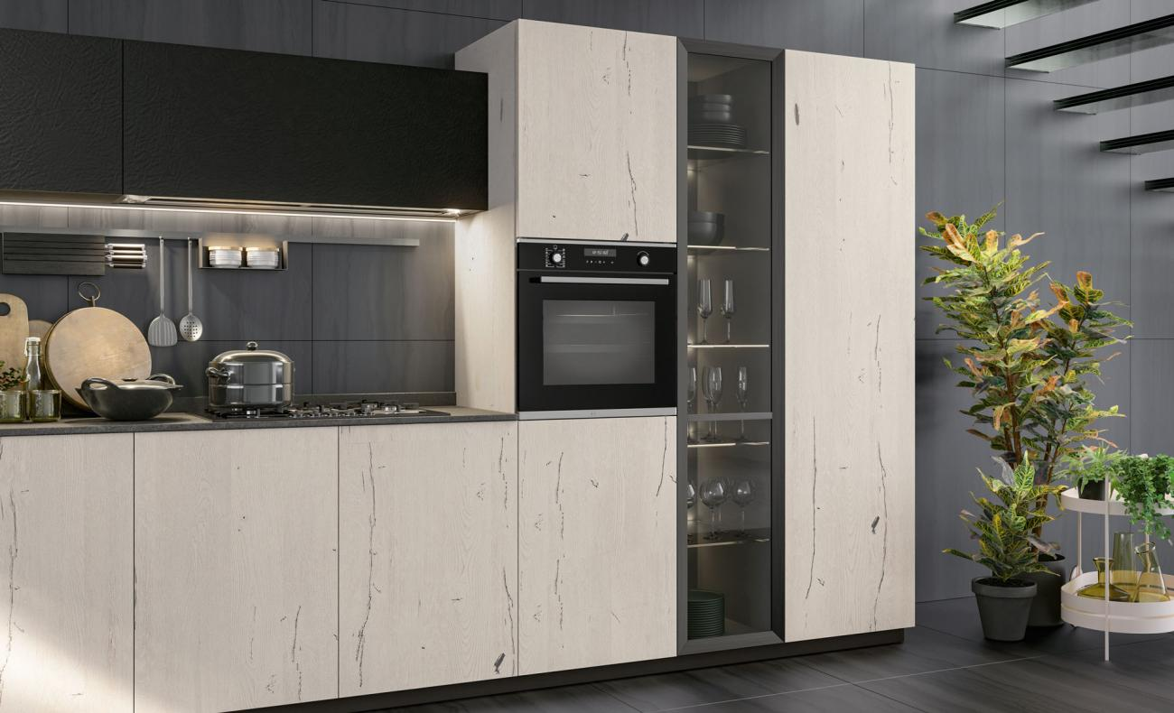 Cocinas Modernas - Oltre - DESIGN COLLECTION LUX 06