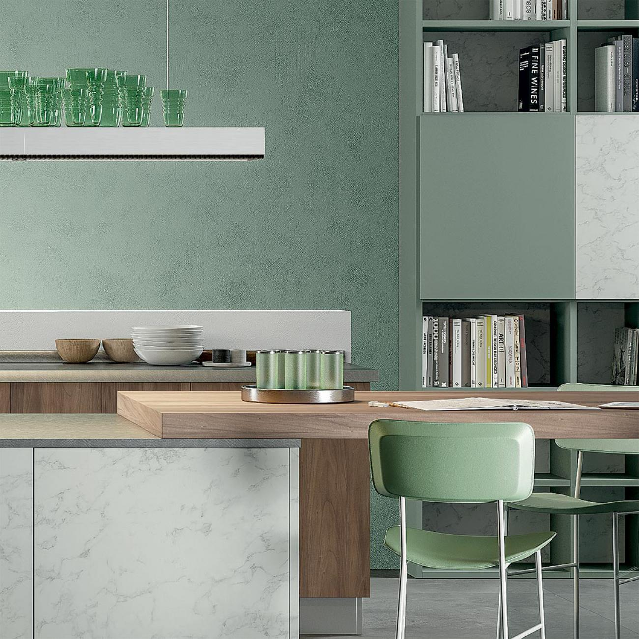 Cuisines Modernes - Immagina Plus - Bridge 01