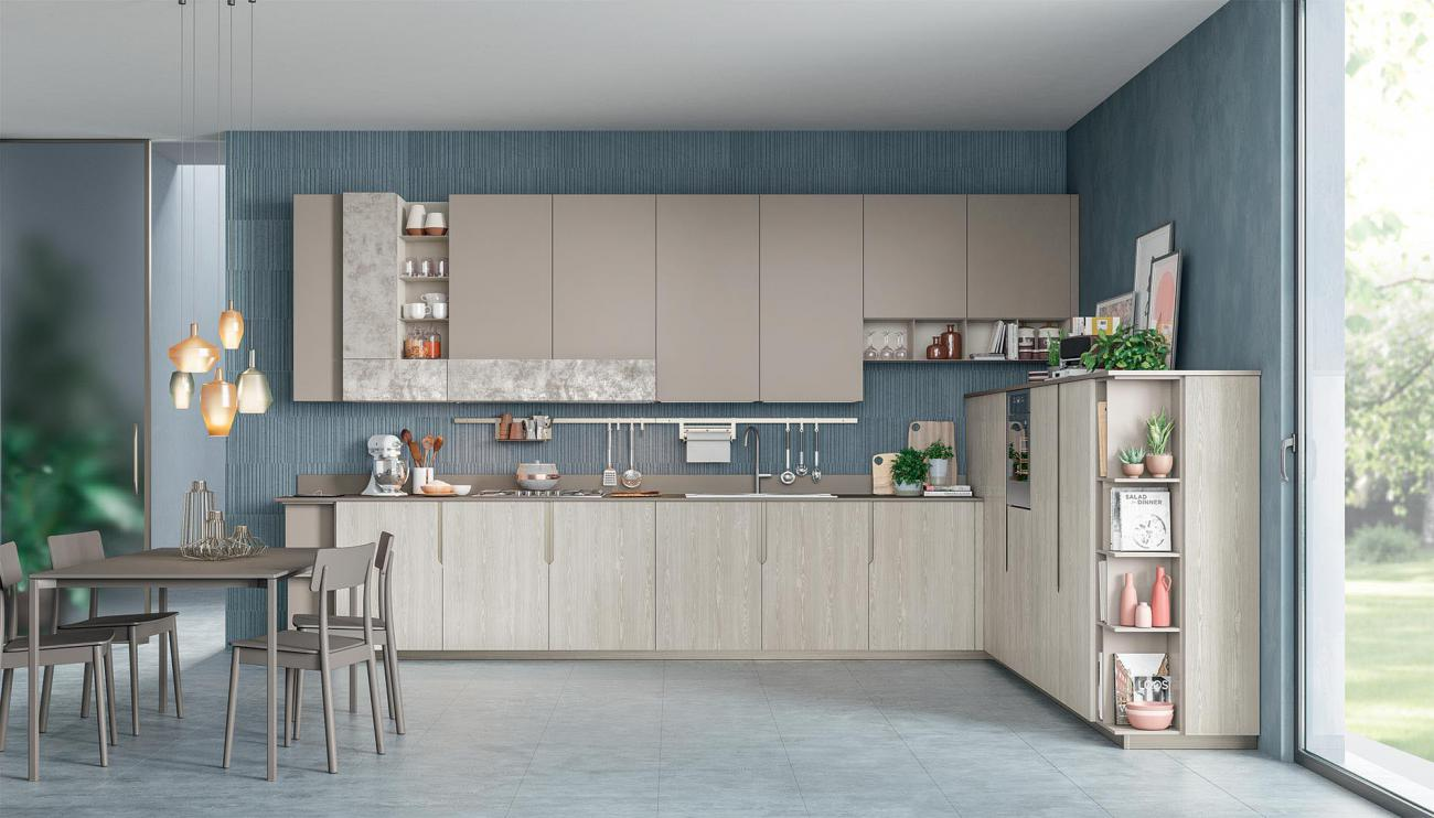 Cuisines Modernes - Immagina Plus - BRIDGE 05